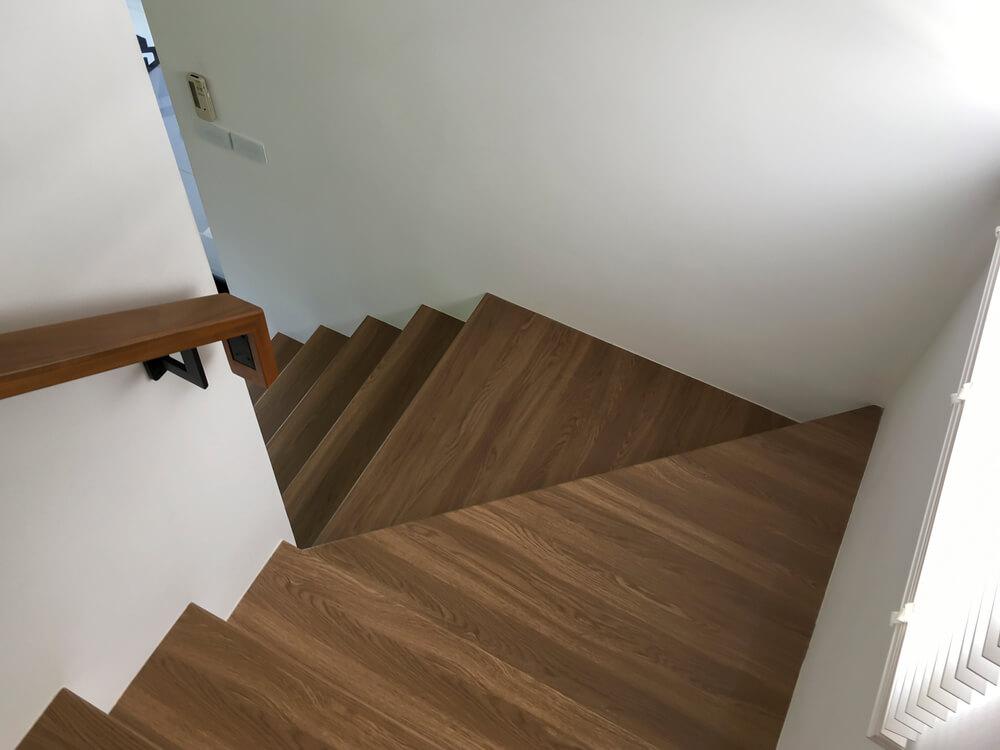 Drevoplast schody Bratislava