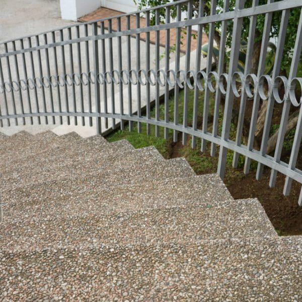 Kamienkové schody Bratislava