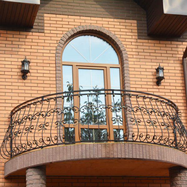 Kované zábradlie na balkón Bratislava