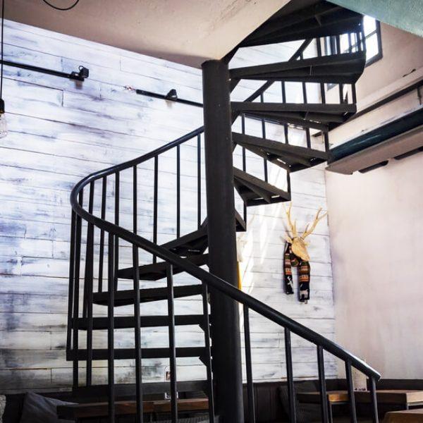 Kovové stupnice na schody Bratislava