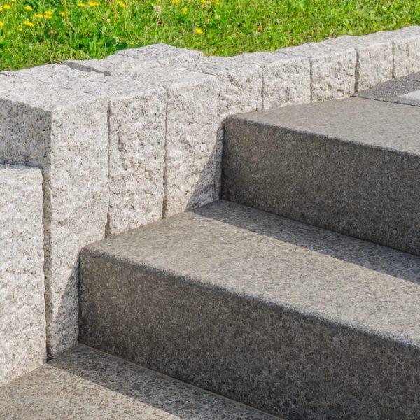 palisáda schody Schody Zábradlie