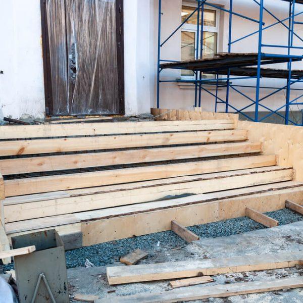 Rekonštrukcia schodiska Bratislava