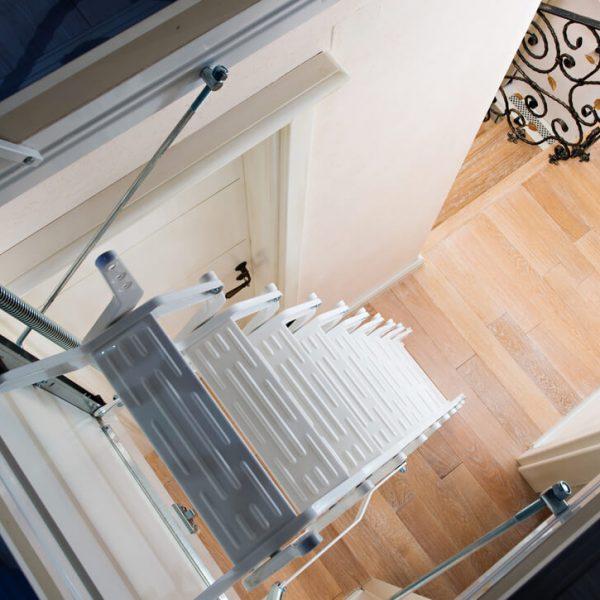 stropné schody Bratislava Schody Zábradlie