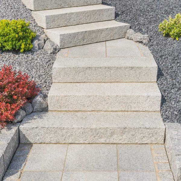 Záhradné betónové schody Bratislava