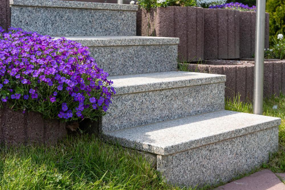 Granit na schody Bratislava