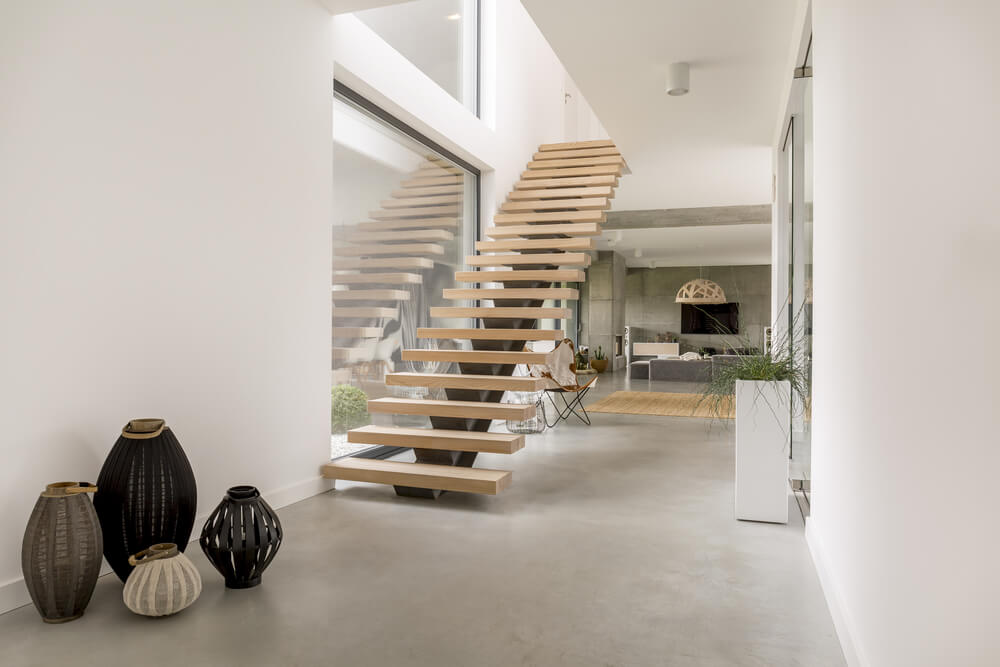 montované schody do domu Bratislava Schody Zábradlie