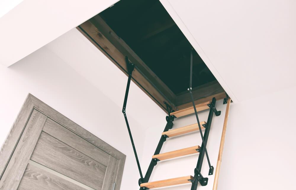 Podkrovné schody montáž Bratislava