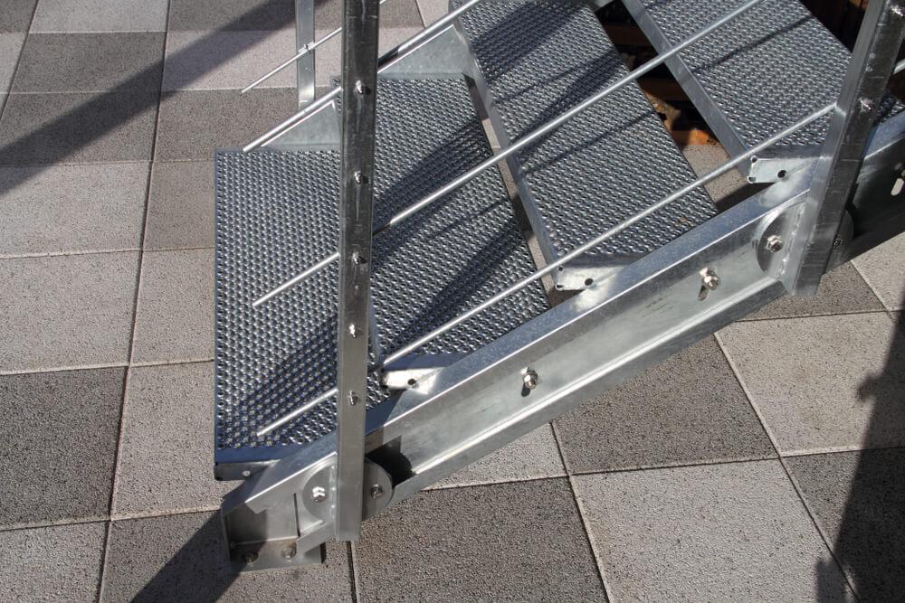 Pozinkované schody Bratislava