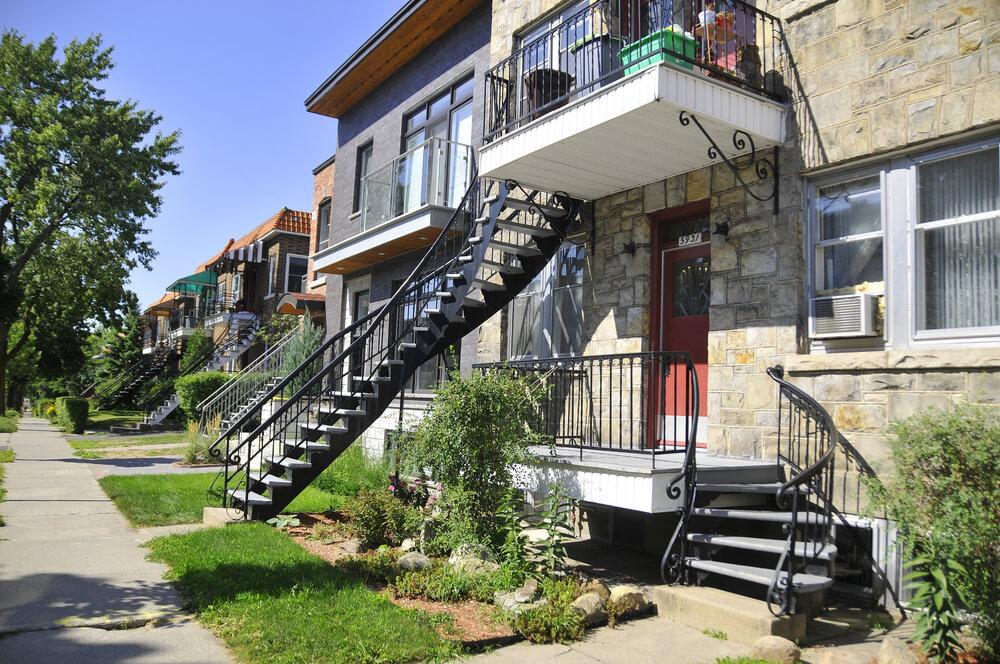 Balkónové schody Bratislava